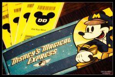 Do you know the Magic Express? #disneyworld #disneytransportation   #bus #MagicExpress #transportation