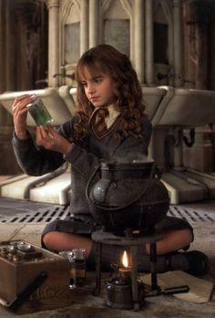Hermione e la pozione polisucco