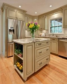 Narrow Kitchen Island Ideas 4 mobile islands for small kitchens   counter space, leaves and