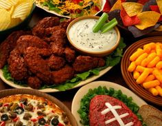 Seahawks or Broncos? One thing we can all agree on is that the Super Bowl is a great time to snack. Here are some healthy snacking tips for your party. Medifast Recipes, Low Carb Recipes, Cooking Recipes, Healthy Recipes, Healthy Habits, Super Bowl Party, Football Party Foods, Football Food, Football Parties