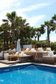 Best Places to Dine and Party in St Tropez #France. #NikkiBeach sans people