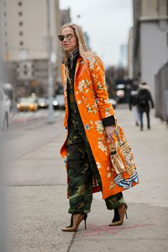 The Best Street Style Looks From New York Fashion Week Fall 2018 - Fashionista