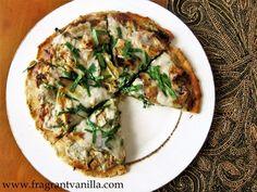 Spinach Artichoke Pizza 2