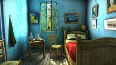 Van gogh Room<br>Art Spotlight Article - http://blog.sketchfab.com/post/129846505579/art-spotlight-van-gogh-room?<br>link to finished app - https://play.google.com/store/apps/details?id=com.artalive3d.livewallpaper<br>Here the original painting:<br>