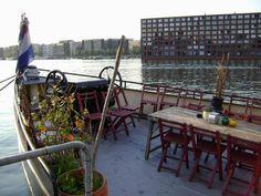 Hippe boot | Lizboa, Amsterdam