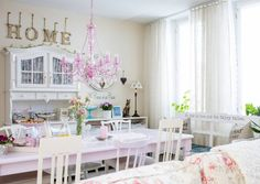 Hempeile hieman – 13 vaaleanpunaista sisustusunelmaa | Meillä kotona