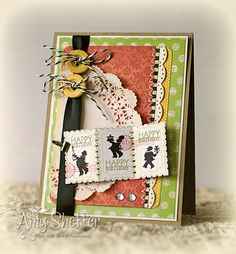 Pickled Paper Designs: TCPTuesday 220 -- Happy Birthday