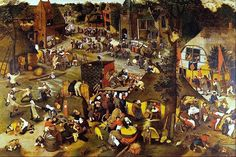 It's About Time: Off the the Fair - 1500s European Village Fairs