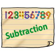math worksheet : 1000 images about touch math on pinterest  touch math addition  : Touch Math Subtraction Worksheets