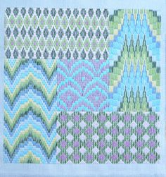 Alister Rutherford: Bargello