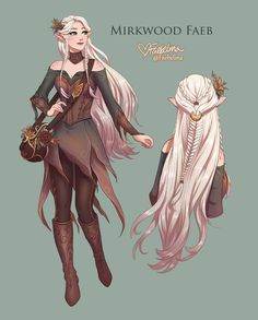 Dungeons And Dragons Characters, Dnd Characters, Fantasy Characters, Female Characters, Fantasy Character Design, Character Creation, Character Drawing, Character Inspiration, Female Character Concept
