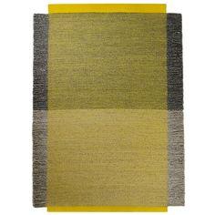 Kvadrat Fringe rug, 0422 Wool Yarn, Wool Rug, Fabric Textures, Art Object, Carpets, Branding Design, Textiles, Colours, Rugs