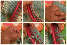 Loom a Hat - FREE Loom Knitting Pattern and Tutorials