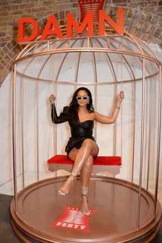 Rihanna – Savage X Fenty Pop-Up Shop Launch in London, June 2018 Rihanna Dress, Rihanna Love, Rihanna Outfits, Rihanna Riri, Rihanna Style, Diggy Simmons, Tessa Thompson, Bad Gal, Celebs