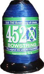 BCY INC 452X Bowstring Material Blue 1/8# Spool, 2OZ