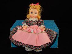 "Madame Alexander 7"" Mary Mary Doll #451 w/Original Box #MadameAlexanderDollCo #DollswithClothingAccessories"