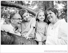 Family Portrait: H Family