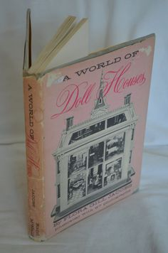 BOOK SALE Vintage Hardback Book A World of Doll by FloridaFinders, $10.00