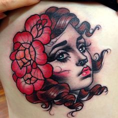 Seventh Circle Tattoo Studio Armbeugen Tattoos, Head Tattoos, Print Tattoos, Girl Tattoos, Tatoos, Arm Tattoo, Inner Elbow Tattoos, Pinup, Clever Tattoos