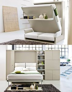 great ideas for small flats