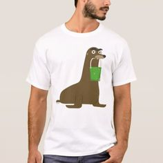 Finding Dory Gerald T-Shirt , Finding Dory Sea Lion, Finding Dory Gerald, Finding Nemo, Tee Shirts, Tees, White Man, Fitness Models, Casual, Mens Tops