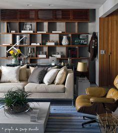 grey bookshelf #decor #bookcase Soooooo comfy!