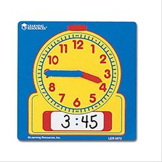 Teaching Clocks - Learning Resources Write OnWipe Off Student Clocks Set of 10 *** Want additional info? Click on the image.