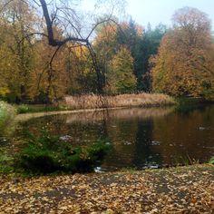 Park Lazienkowski - Warszawa Royal Baths Park - Warsaw