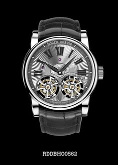 Roger Dubuis [NEW] Hommage Double Flying Tourbillon RDDBHO0562 (Retail:CHF 310000) Special Price:HK$1,380,000