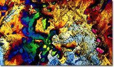 Molecular Expressions Photo Gallery: Antibiotics [Ampicillin]