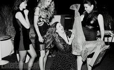 Sisterhood of the Traveling Pants | Alexis Bledel (Lena), Blake Lively (Bridget), Amber Tamblyn (Tibby) and America Ferrera (Carmen)