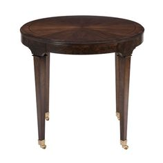 Four Hands Living Room Madison End Table Toasted Walnut BFSH MAD001    Hickory Furniture Mart   Hickory, NC | JH Brooklyn | Pinterest | Hickory  Furniture, ...