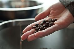 Love her site/blog, notwithoutsalt.com. she shows some pretty cool techinques like this one...roasting your own coffee beans:)