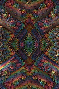 """""""Totem"""" - 3D Fractal. Art Prints, Framed Prints, Stretched Canvases, etc. at Fine Art America."""