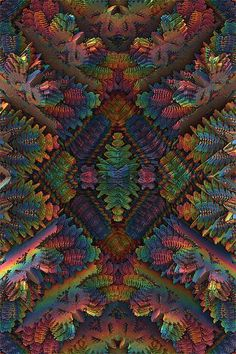 """Totem"" - 3D Fractal. Art Prints, Framed Prints, Stretched Canvases, etc. at Fine Art America."