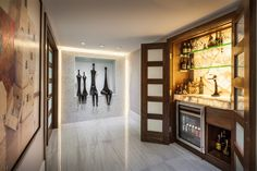 Hidden Wet Bar Design Ideas, Pictures, Remodel, and Decor | For the ...