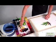 ▶ Watercolor Techniques with Betty Carr - Let Your Brush Do the Talking - YouTube +++
