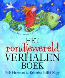 Rondjewereld verhalenboek
