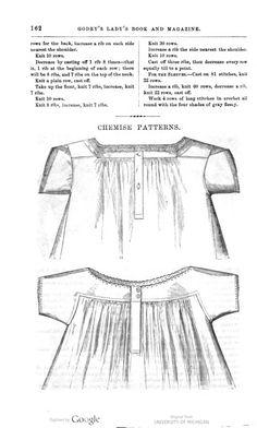 chemese patterns image of page 162 Godey's Ladies Magazine Feb 1861