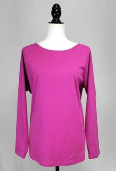 Lauren by Ralph Lauren Women's Pink Boatneck Signature Pullover Top Size 2X #RalphLauren #KnitTop #Casual
