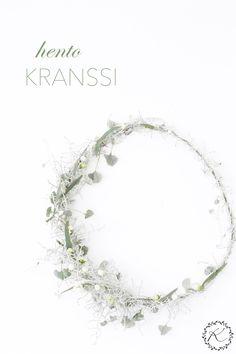 KUKKALA #kranssi #wreath