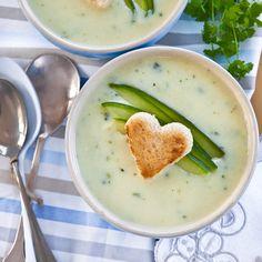 Een hartverwarmend soepje, net een tikje anders!