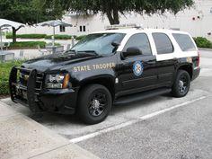 "FORD V8 ""INTERCEPTOR"" ....Florida Highway Patrol"