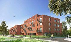 Appartement te koop in Gentbrugge - 3 slaapkamers - 124m² - 265 000 € Appartement A0 is gelegen in de Residentie Park View. Dit 3-slaapkamerappartement bevindt zich op het gelijkvloers met een bewoonbare oppervlakte van 124m² en een goed georiënteerd terras van 32m²...