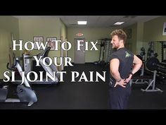 Top 3 Yoga Poses For Sacroiliac Si Joint Pain With Rachel Krentzman Pteryt Si Joint Pain, Psoas Release, It Band, Tight Hip Flexors, Psoas Muscle, Chronic Pain, Back Pain, Pain Relief, Stress