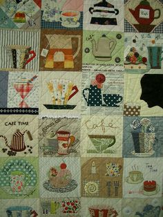 Tokyo International Quilt Festival 2008 by PatchworkPottery, via Flickr