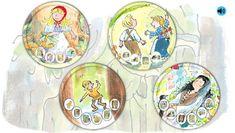Sprookjes project – Kleuteruniversiteit Decorative Plates, Tableware, Home Decor, Authors, Dinnerware, Decoration Home, Room Decor, Tablewares, Dishes