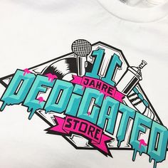 T-Shirt Design for the Dedicated Store Cologne