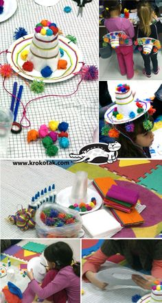 Letu0027s make a Mexocan Sombrero & Mini Pinatas for Kids (could be a fun way to hand out awards?) | Cub ...