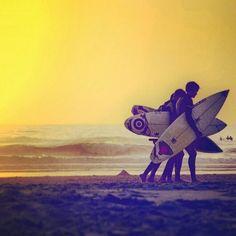 Surf friends